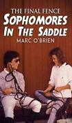 Final Fence By Marc O'brien English Hardcover Book Free Shipping