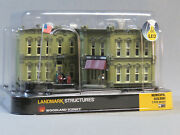 Woodland Scenics Municipal Building Built And Ready N Scale Gauge Police Wds4930