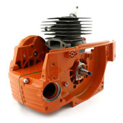 Crankcase Oil Tank Engine Cylinder Compatible With Husqvarna 362 365 371 372 Xp