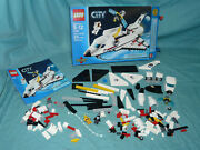 Lego City Space Shuttle 3367 Box, Instructions, Mostly Complete Lego