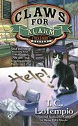 Claws For Alarm Nick And Nora Mysteries By T.c. Lotempio Book The Fast Free