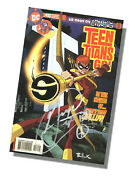 Beast Boy Autographed Comic Teen Titans Go - Issue 14