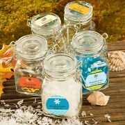 80 Personalized Apothecary Glass Candy Jars Wedding Bridal Shower Party Favors