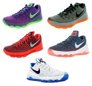 New Mens Nike Kd 8 Low Basketball Shoes Retail 180 Various Colors And Sizes