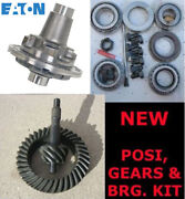 9 Ford True Trac Posi 31 - Gear - Bearing Kit Package - 4.56 Ratio - 9 Inch New