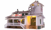Woodland Scenics N Scale Built And Ready Handh Feed Mill Br4949