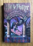 Harry Potter And The Sorcererand039s Stone Jk Rowling 6th Print Signed