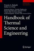 Handbook Of Thermal Science And Engineering English Hardcover Book Free Shippi