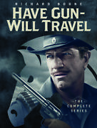 Have Gun Will Travel The Complete Series [new Dvd] Boxed Set Full Fr