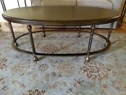 Cocktail Table And End Tables Living Room Or Office, Thomasville Set