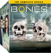 Bones The Complete Series [new Dvd] Dolby Subtitled Widescreen