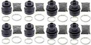 Complete Front And Rear Inner And Outer Cv Boot Repair Kit For Polaris Sportsman 400