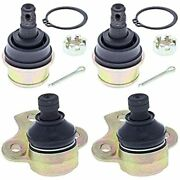 Complete Ball Joint Lower And Upper Kit For Can-am Outlander 800 Std 4x4 2006-20