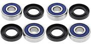 All Balls Complete Bearing Kit For Front Wheels Fit Honda Atc350x 1985-1986