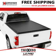 Truxedo Lo Pro Tonneau Cover Roll Up Fit 17-18 Ford F-450 8and039 Bed