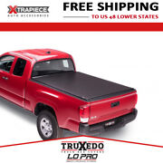 Truxedo Lo Pro Tonneau Cover Fit 07-18 Toyota Tundra 8and039 Bed W/ Track System