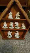 Lenox Disney Collection's Snow White And The Seven Dwarfs Miniature Collection