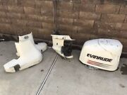 Evinrude Outboard Motor Lower Unit