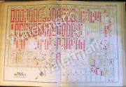 Vintage Map Of Brooklyn Rare 1908 Antique Sunset Park 4th - 9th Ave Place 34 ++