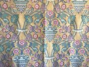 Beautiful Late 19th Or Early 20th C. Belgium Or French Cotton Tapestry - 2356