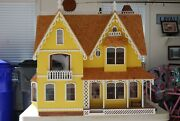 Victorian Dollhouse Fully Assembled