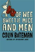 Of Wee Sweetie Mice And Men By Bateman, Colin Paperback Book The Fast Free