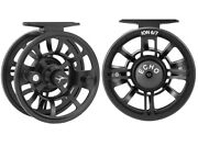 Echo Ion 8/10 Hybrid Large Arbor Disc Drag Fly Reel For An 8-10 Weight Fly Rod