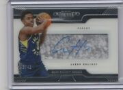 You Pick - Indiana Pacers Certified Autograph Auto Serial Gu Rc Star Hof S-4