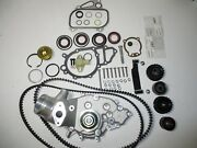 Porsche 944 Turbo 951 Water Pump Kit New Complete Kit 87 - 91 Stage 3