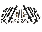 Deluxe Front End Kit 1951-1954 Henry J And Kaiser Darrin King Pin Kit Tie Rod Ends