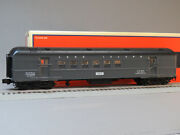 Lionel Long Island Scale 60and039 Rpo 737 Mail Car O Gauge Train Coach 6-85341 New
