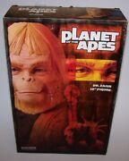 Planet Of The Apes Dr Zaius 12 Action Figure Sideshow Collectibles 2004 Nib