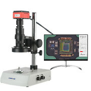 Koppace 33x-240x Electron Microscope 4k Hd Camera Take Pictures And Measure