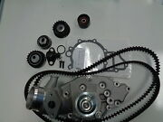 Porsche 944 Turbo 951 Water Pump Kit Geba Pump Belts And Rollers 87-91 Stage 2