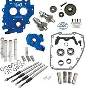 Sands Cycle 310-0813 Cam Chest Kit Complete Tc3 Oil Pump And Plate Gear Drive