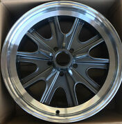 Mustang 17 X 7 Legendary Hb45 Alloy Wheel Shelby Cobra Hilibrand Styling Cougar