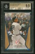 Aaron Judge 2017 Topps On Demand Chasing 600 Hr Rc Bgs 9.5 Gem Mint Ny Yankees