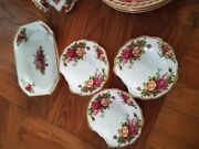 Old Country Roses Royal Albert Bone China Assorted Pieces Some Made In England