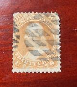 Us Stamps 19th Century Used Sxott Cat 71 Special Sale Price