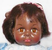 Madame Alexander Pussy Cat Doll African American Negro 5130 Mint In Box Sweet