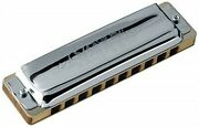 Seydel Blues 1847 Classic Key Of D, Stainless Steel Reeds And