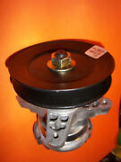 New Cub Cadet Fast Attach Cutter Spindle Assy 618-07384a Oem Free Shipping Pu1