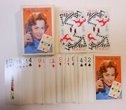 Vintage Coca Cola 1961 Score Pad Deck Of Playing Cards