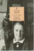 Stevie Smith A Critical Biography By Spalding, Frances Hardback Book The Fast