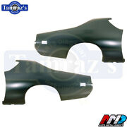 1971 Dodge Charger Oe Style Full Rear Quarter Panel - Pair Amd New