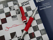 James Dean Great Characters Special Edition Fountain Pen M 117889
