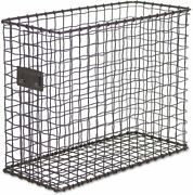 Universal Office Products Unv20064 Vintage Wire Mesh File Holder Top Loading