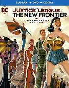 Justice League The New Frontier Dvd,2008 Warbr646233