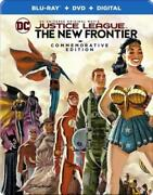 Justice League The New Frontier Dvd,2008 Warbr651797