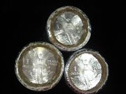 Mexico 1986 Libertad Onza Roll Of 20 Coins Original Wrapper. 1 Roll 20 Coins